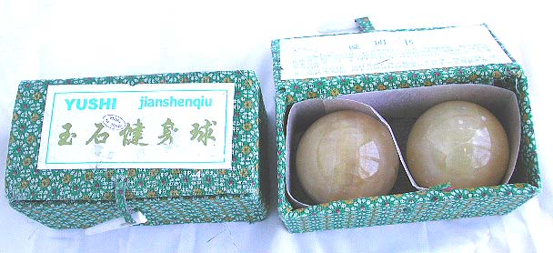 Relaxing gifts shop online supply wholesale Chinese health ball and massage tool