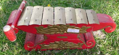 Bali music instrument catalog wholesale company supply traditional mini drum and music instrument